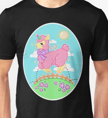 Alpaca Unicorn! Unisex T-Shirt