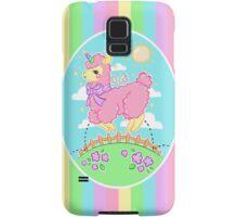 Alpaca Unicorn! Samsung Galaxy Case/Skin