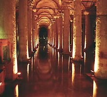 The Basilica Cistern by jaytee7