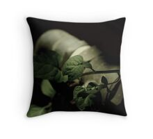 Industrial Living Throw Pillow