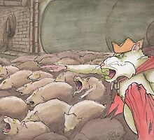 King Rat by ColeC