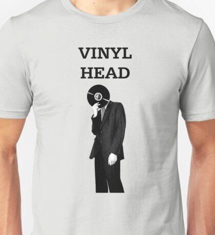 Vinyl Head Unisex T-Shirt