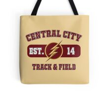 Central City Track & Field Tote Bag