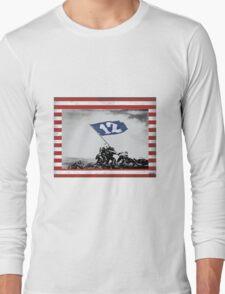 12th Man Raise the Flag Long Sleeve T-Shirt