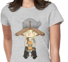 Little Cole Womens Fitted T-Shirt