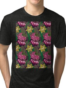 daffodils and lilies Tri-blend T-Shirt
