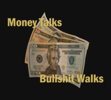 Money Talk's by Ilunia Felczer