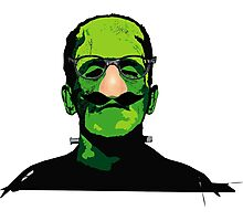 FRANKENSTEIN IN DISGUISE Photographic Print