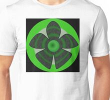 Green flower T-Shirt