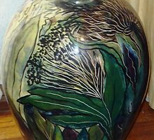 pottery by catherine walker
