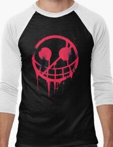 Donquixote Pirates Men's Baseball ¾ T-Shirt