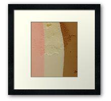 Neapolitan Framed Print