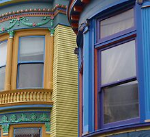 colourful haight by Rae Stanton