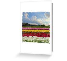 Flower Art - Hope Is Greeting Card