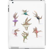 Bunnerina iPad Case/Skin