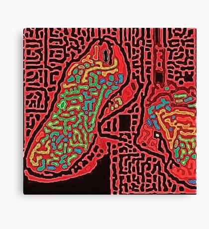 sneeks U. Canvas Print