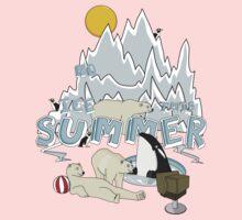 No ice this summer Kids Tee