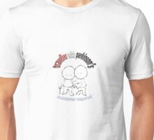 Traveller with Parkinson's - assistance required Unisex T-Shirt