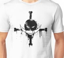 Whitebeard Pirates - black Unisex T-Shirt