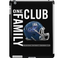 One Club One Family iPad Case/Skin
