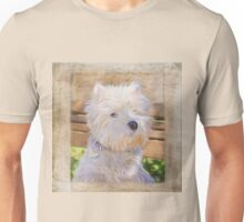 Dog Art - Just One Look Unisex T-Shirt