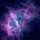 Nebula by Jenn Kellar