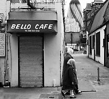 Bello Cafe by Alastair Humphreys