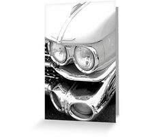 1959 Cadillac 6-litre Flat-top Greeting Card
