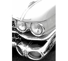 1959 Cadillac 6-litre Flat-top Photographic Print