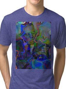 Da Wolf Tri-blend T-Shirt