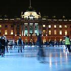 Ice skating by Alastair Humphreys
