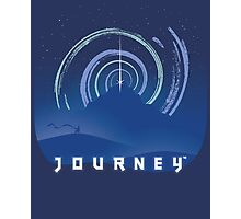 Spiral Journey Photographic Print
