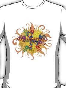 Autism Sun T-Shirt