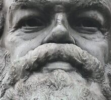 Karl Marx by Alastair Humphreys