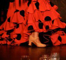 Flamenco nights by Alastair Humphreys