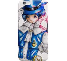 Wonderland Sonata iPhone Case/Skin