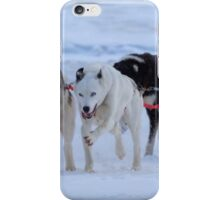 Power Dogs! iPhone Case/Skin