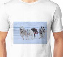 Power Dogs! Unisex T-Shirt