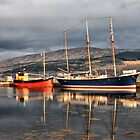 Inveraray by Alisdair Gurney