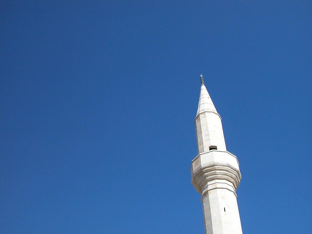 Minaret by Alastair Humphreys