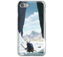 Home is where your heart is iPhone Case/Skin