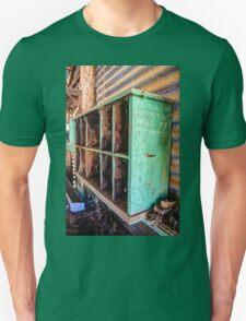 Workshop untouched since 1977 Unisex T-Shirt