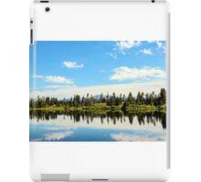Natures mirror iPad Case/Skin