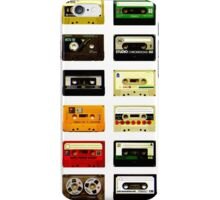 Cassette - Color iPhone Case/Skin