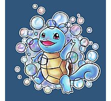 #007 Squirtle Photographic Print