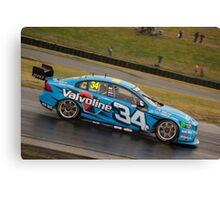 V8 Supercars - Sydney 400  2014 -  Robert Dahlgren - Volvo Canvas Print