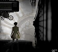 Steampunked by Sally McLean