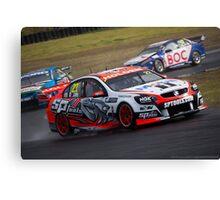 V8 Supercars - Sydney 400  2014 -  James Courtney - Holden Canvas Print