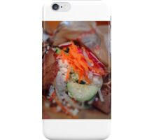 Kicks your Mouth in the Balls iPhone Case/Skin