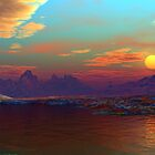 Coppermine Sunrise/Sunset  by AlienVisitor